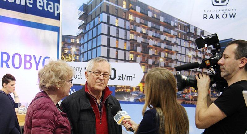 66. warszawska edycja Targów Mieszkaniowych Nowy DOM Nowe MIESZKANIE – okazyjne ceny mieszkań, duży wybór ofert