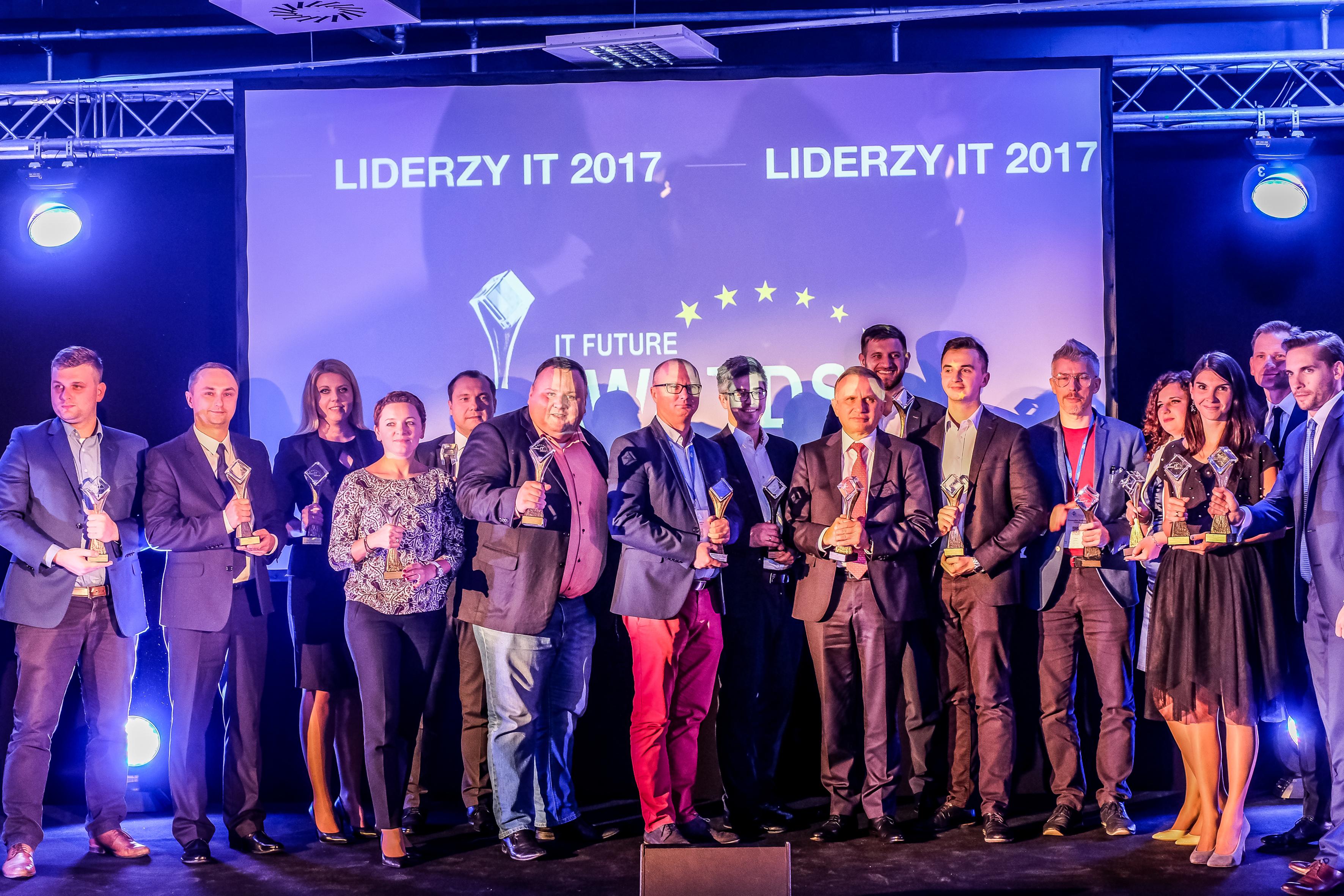 konkurs liderzy it 2017