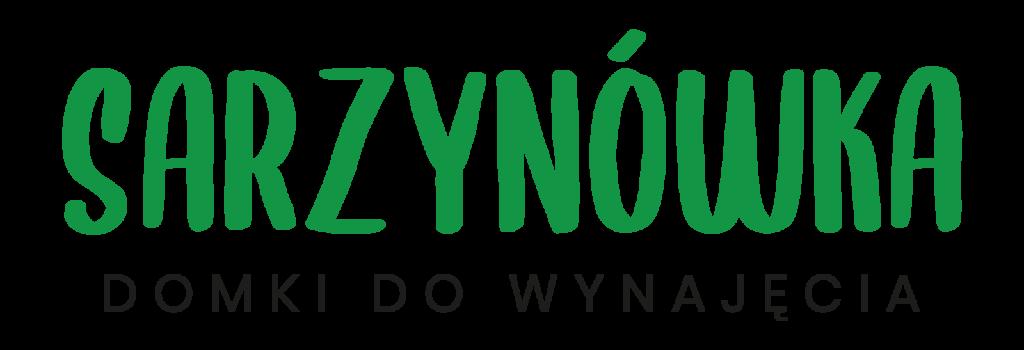 sarzynówka domki do wynajęcia logo