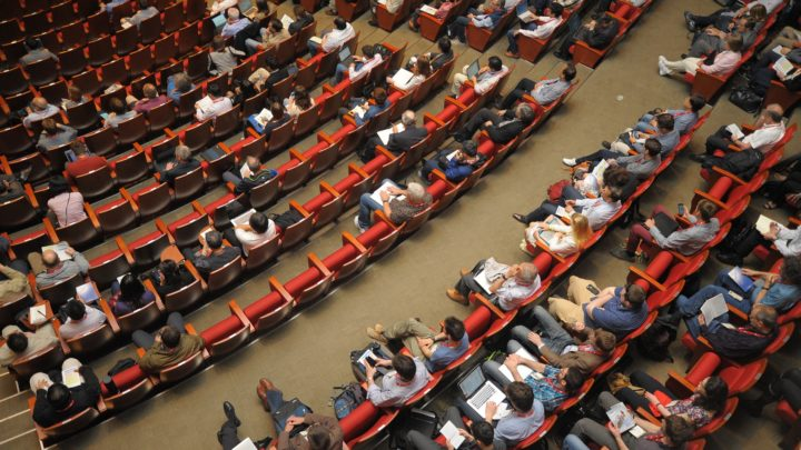 Konferencje branżowe – jestem na tak!